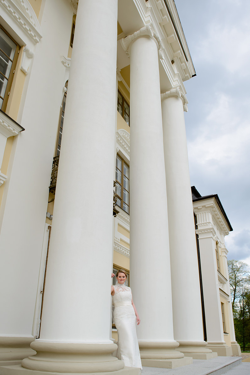 English wedding in Lithuania