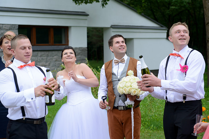 wedding in Panevėžys